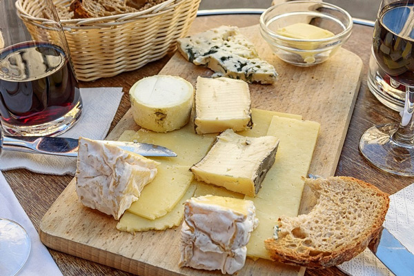 Les grandes familles de fromage