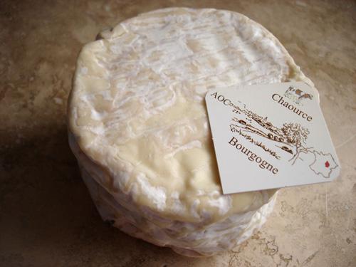 Fromage au lait cru ou pasteurisé : Les différences, Chaource
