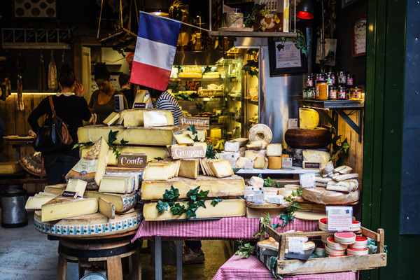 Fromage de France comparaison fromage fermier fromage laitier fromage artisanal