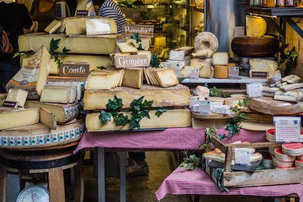Ou acheter son fromage ? Marché, fromager, crémier, supermarché, marché, ferme