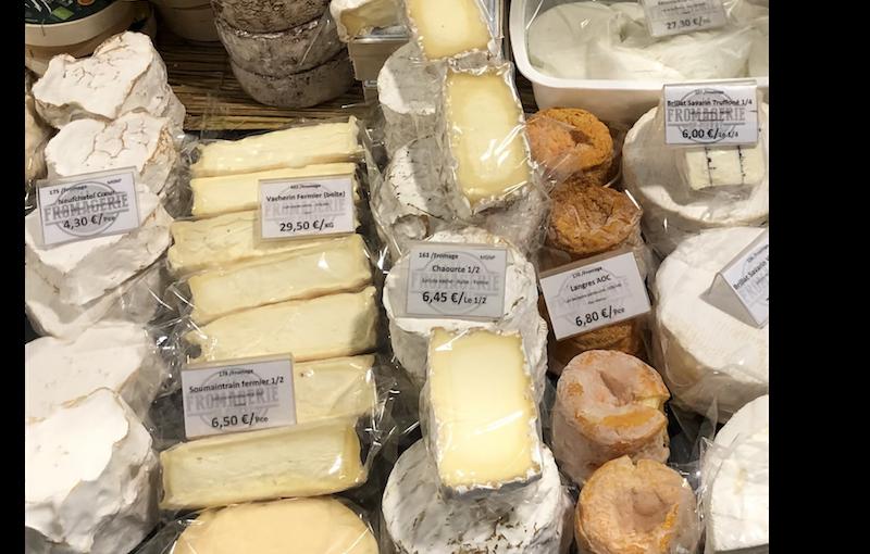 Les principaux fromages à pâte molle à croûte fleurie