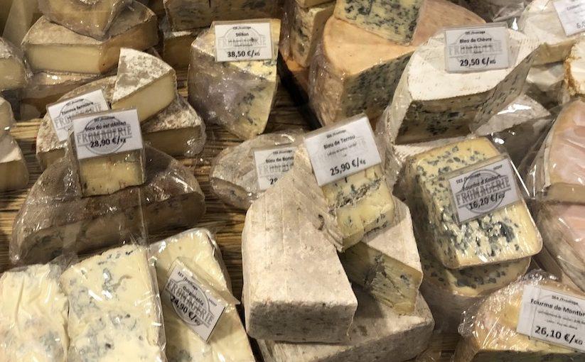 Les principaux fromages à pâte persillée
